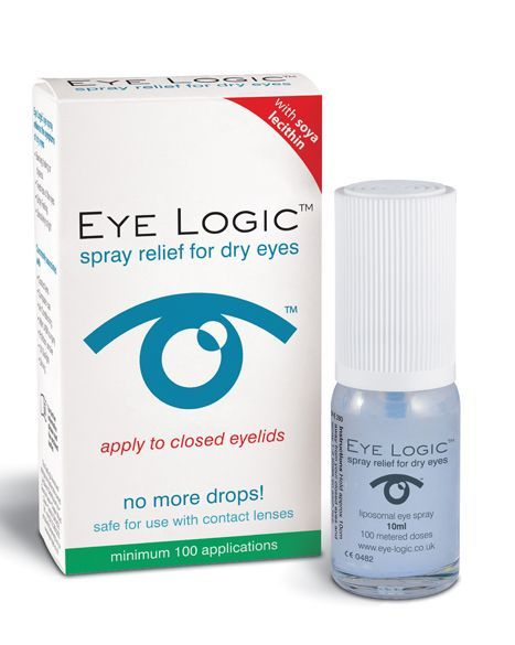 Eye Logic™ Dry Eye Spray - 10ml