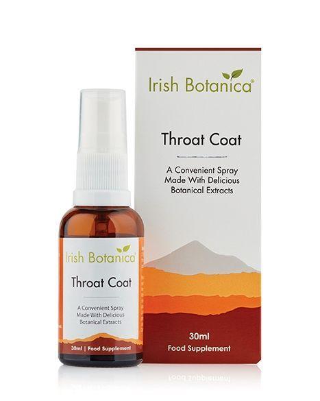 Irish Botanica® Throat Coat Oral Spray - 30ml