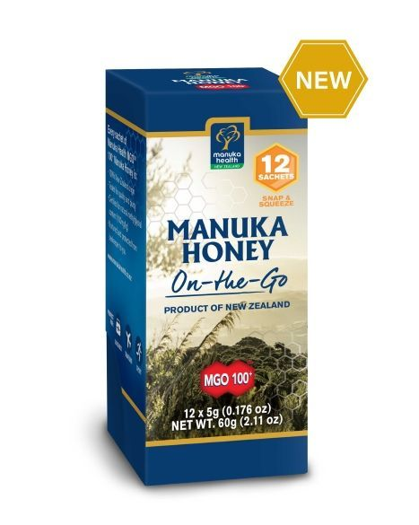 MGO™ Manuka Honey - On-the-Go 12'S