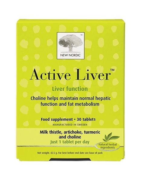 New Nordic – Active Liver™
