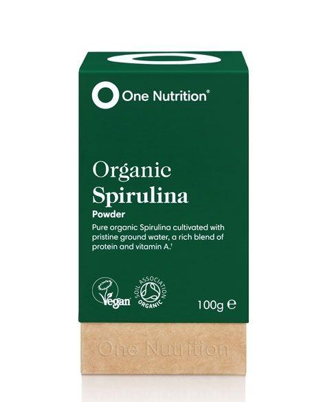 One Nutrition® Organic Spirulina - Powder