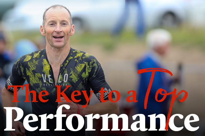 The Key To A Top Performance